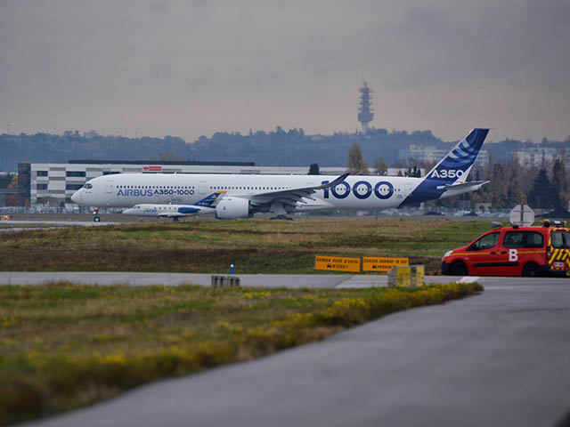 air-journal_Airbus-A350-1000-1er-vol-prepa